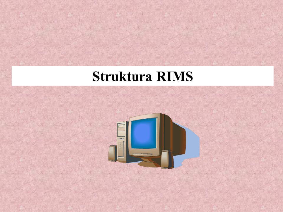 Struktura RIMS