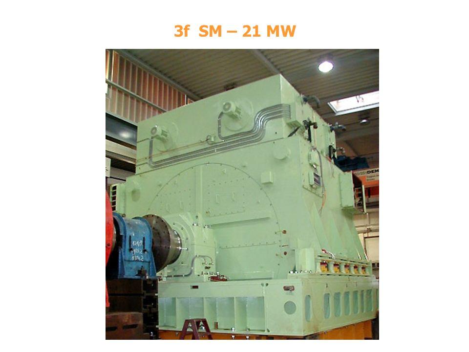 3f SM – 21 MW