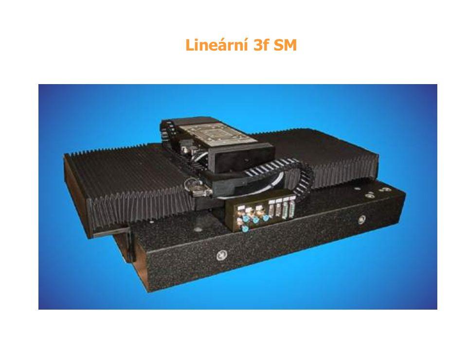 Lineární 3f SM