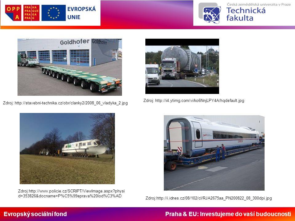 Evropský sociální fond Praha & EU: Investujeme do vaší budoucnosti Zdroj: http://stavebni-technika.cz/obr/clanky2/2008_06_vladyka_2.jpg Zdroj: http://i4.ytimg.com/vi/ko6NnjLPY4A/hqdefault.jpg Zdroj:http://www.policie.cz/SCRIPT/ViewImage.aspx physi d=353826&docname=P%C5%99eprava%20lod%C3%AD Zdroj:http://i.idnes.cz/08/102/cl/RJA2675aa_PN200822_08_300dpi.jpg