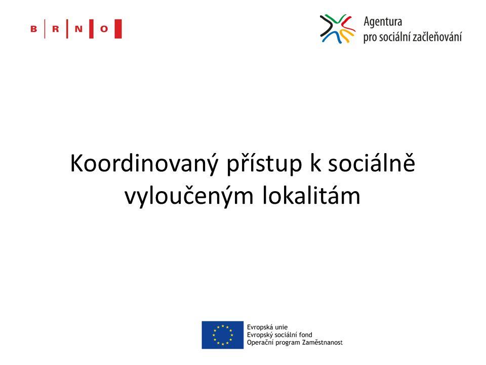 Koordinovaný přístup k sociálně vyloučeným lokalitám