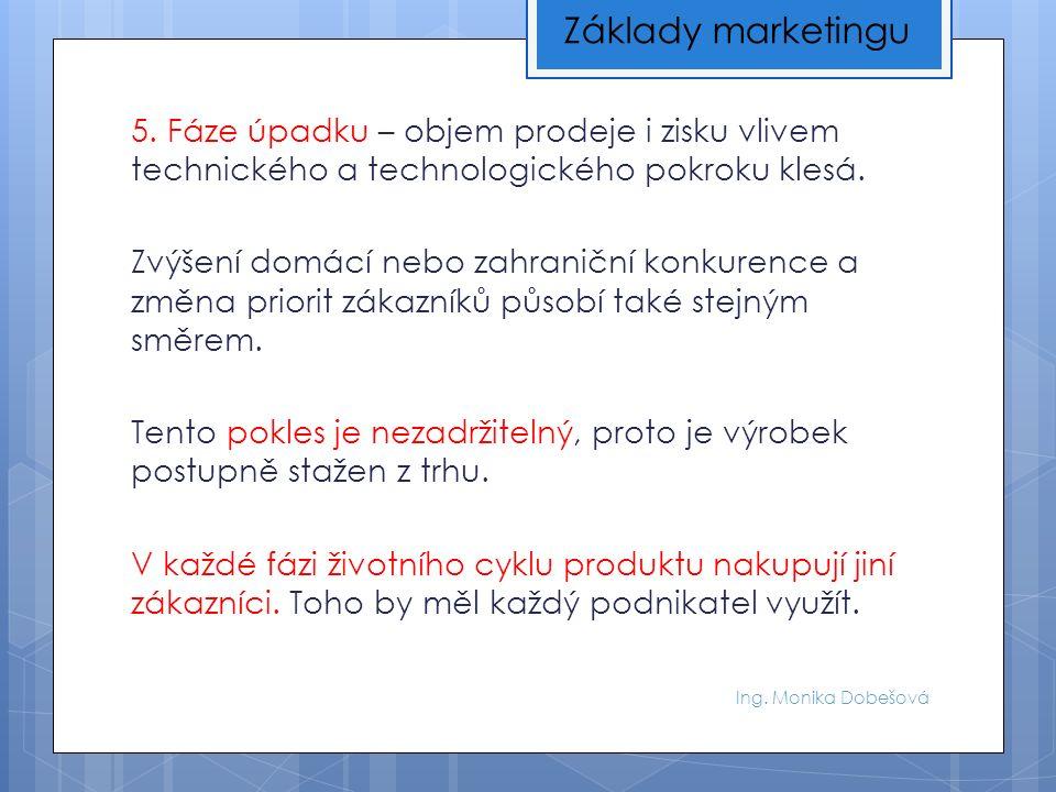 Ing. Monika Dobešová 5.