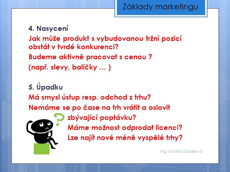 Ing. Monika Dobešová 4.