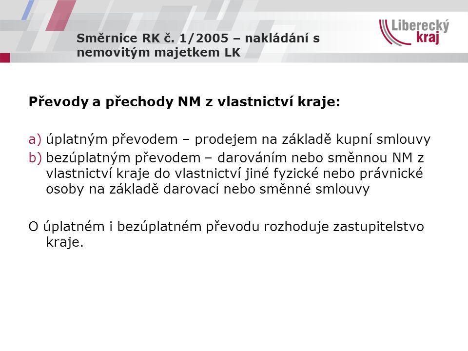 Směrnice RK č.