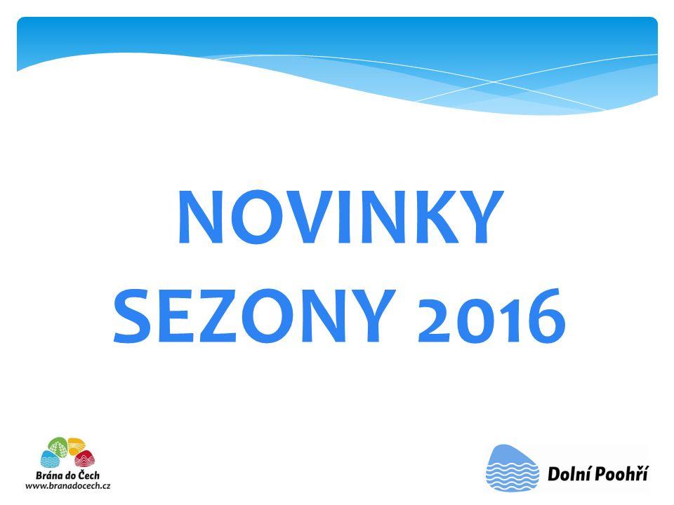 NOVINKY SEZONY 2016