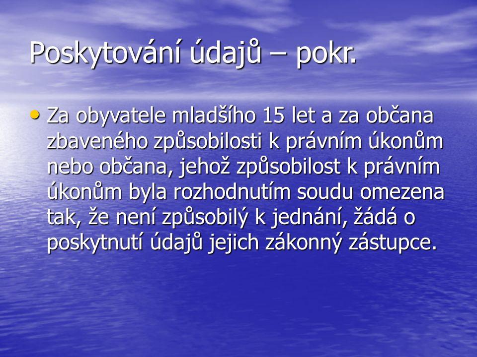 Příjmení – pokr.Příjmení žen se tvoří v souladu s pravidly české mluvnice.