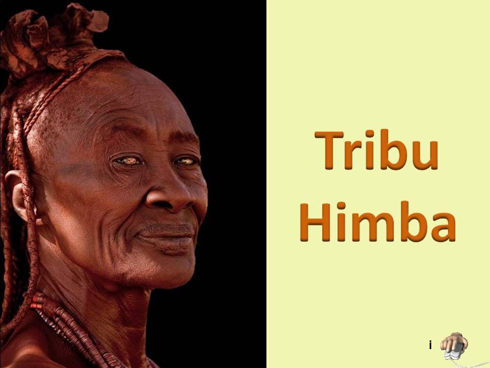 Himbové nepřejali evropský styl oblékání.