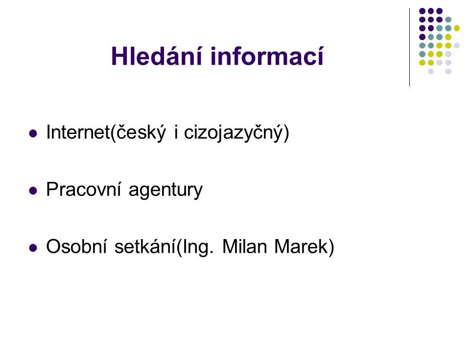 Informační specialista