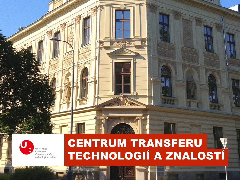CENTRUM TRANSFERU TECHNOLOGIÍ A ZNALOSTÍ