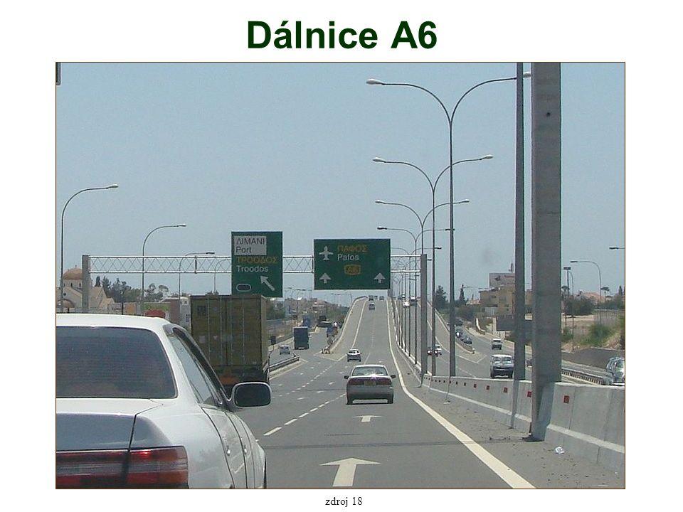 Dálnice A6 zdroj 18