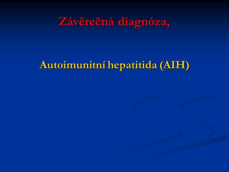 Diferenciální diagnostika ikteru