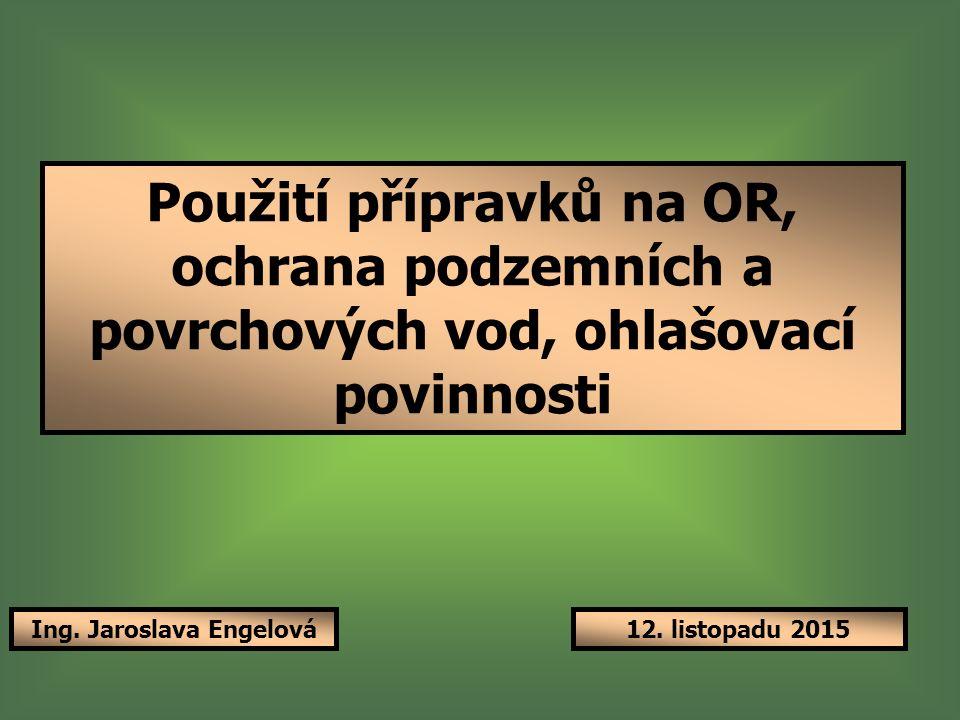 Ing. Jaroslava Engelová12.