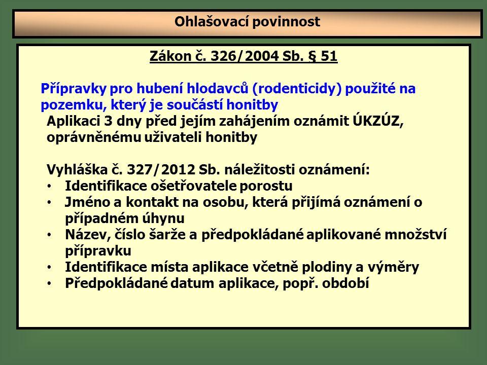 Zákon č. 326/2004 Sb.