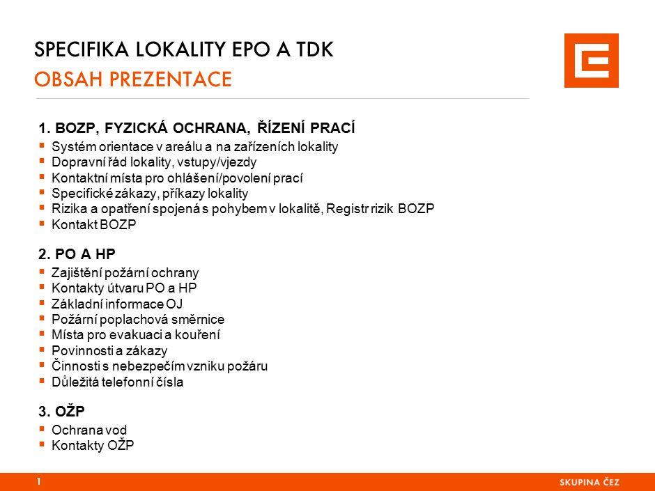 SPECIFIKA LOKALITY EPO 2.