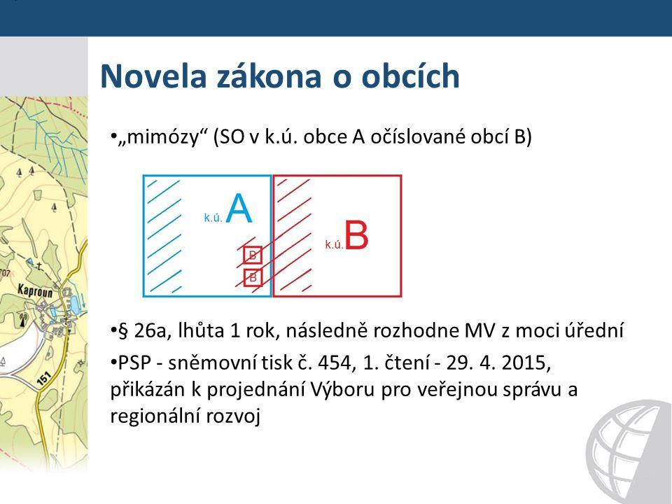 Novela vyhlášky č.326/2000 Sb.