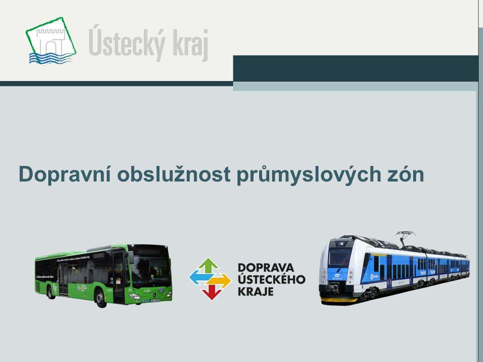 Dopravní obslužnost průmyslových zón