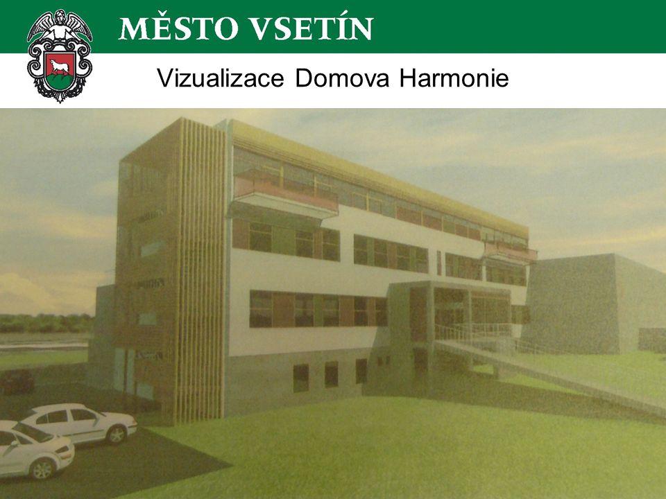 Vizualizace Domova Harmonie