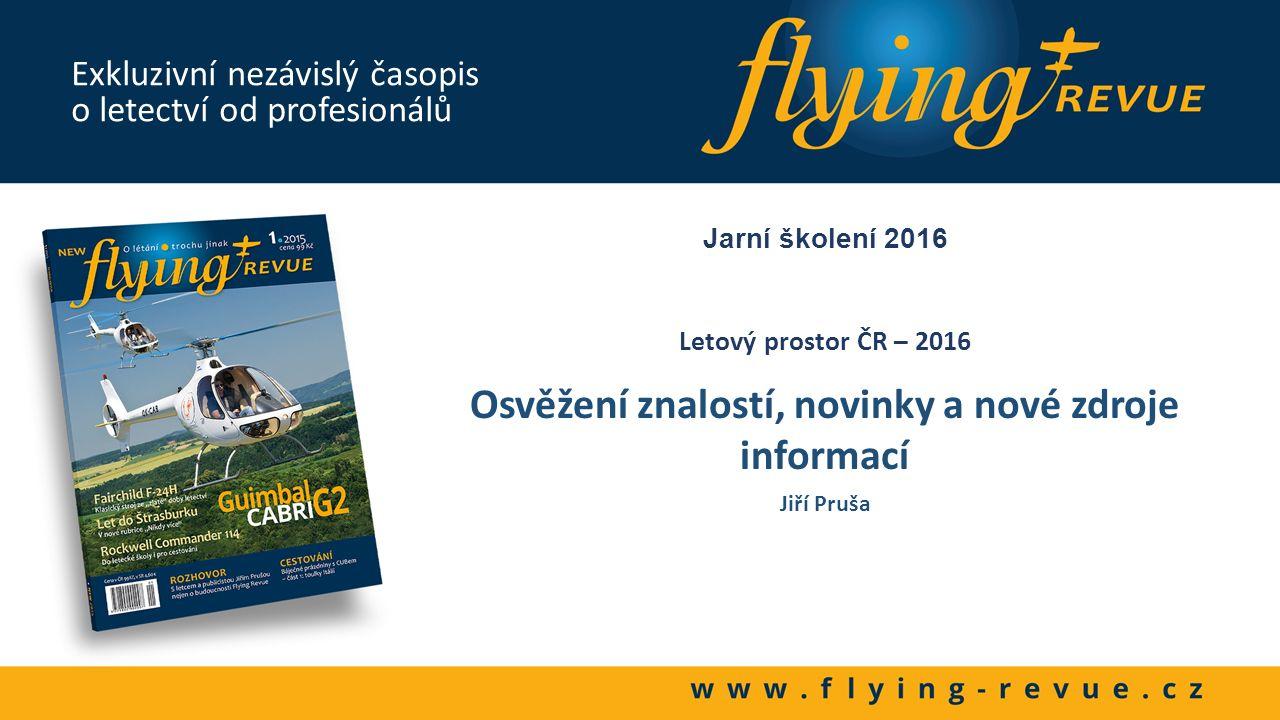 Stanoviště letových provozních služeb poskytuje neřízeným letům VFR v ČR: Letovou informační službu Pohotovostní službu Služby jsou poskytovány bezplatně v režimu H24 - POUŽÍVAT Bez plánu stačí jen monitorovat Provozní frekvence: 126,1 PRAHA INFORMATION (sektor Čechy part West) 136,175 PRAHA INFORMATION (sektor Čechy part East) Telefonní kontakt: 220 374 393  Vysvětlení práce FIS a doporučení pro komunikaci se službou INFORMATION budou od 1.3.