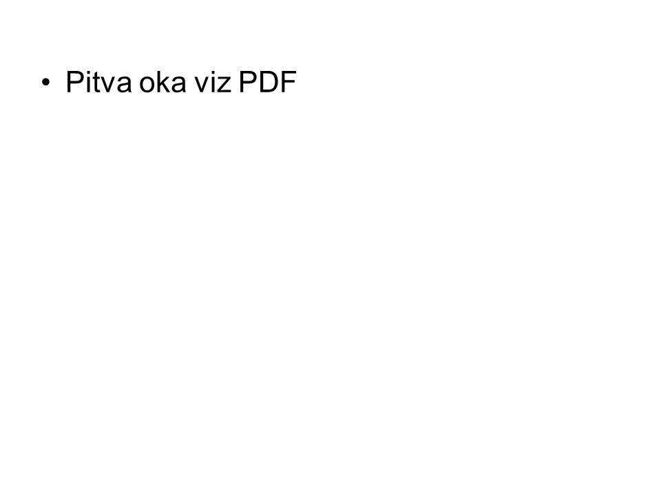 Pitva oka viz PDF
