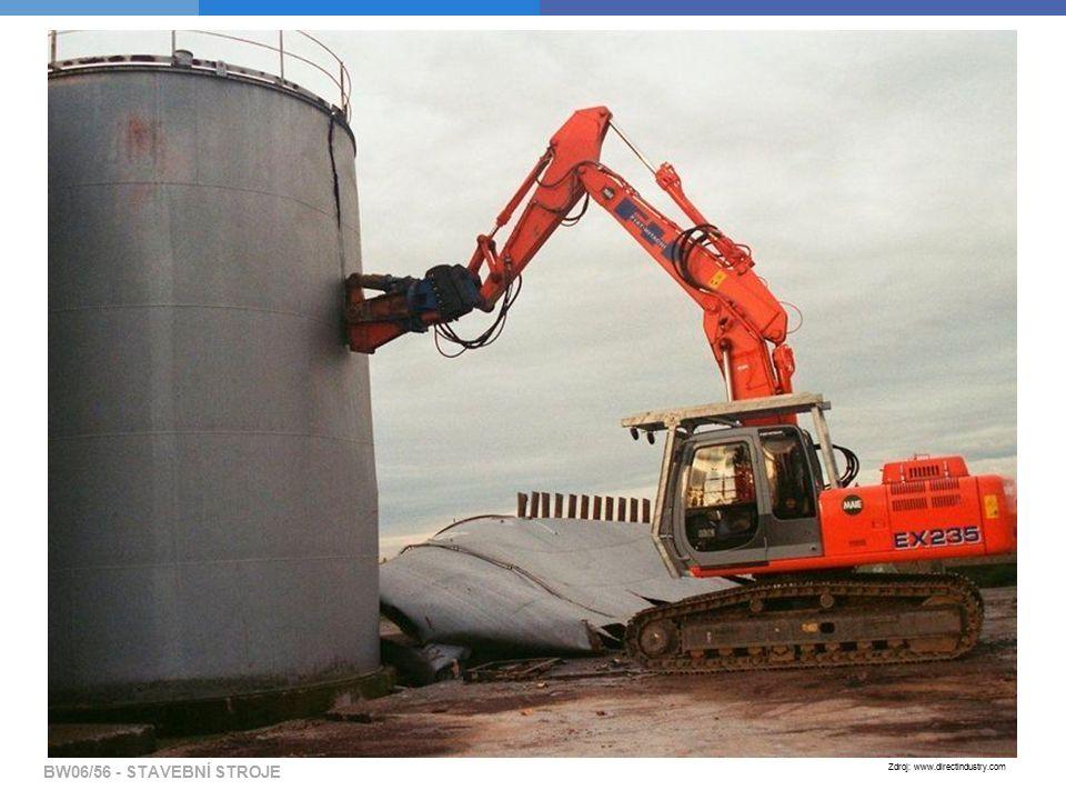 BW06/56 - STAVEBNÍ STROJE Zdroj: www.directindustry.com