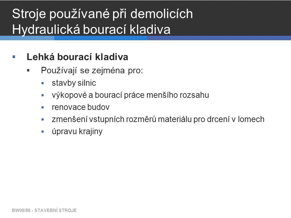 BW06/56 - STAVEBNÍ STROJE Zdroj: www.naradi-hrebec.cz