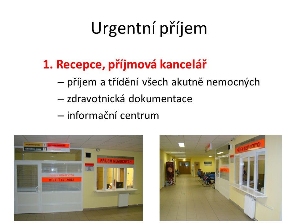 Urgentní příjem 1.
