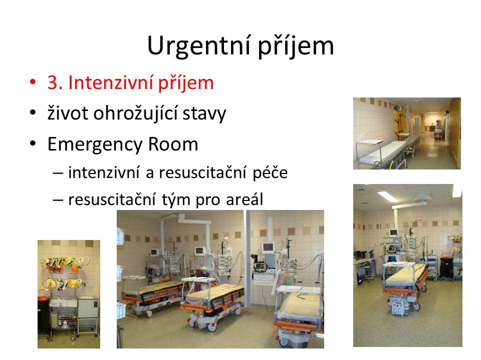 Urgentní příjem 3.