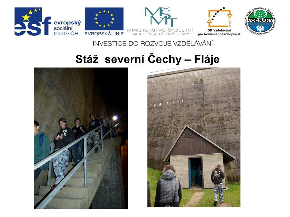 Stáž severní Čechy – Fláje