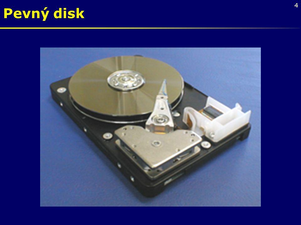 4 Pevný disk