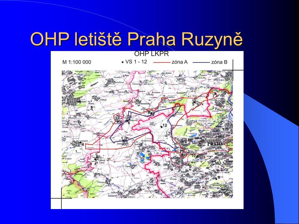 OHP letiště Praha Ruzyně