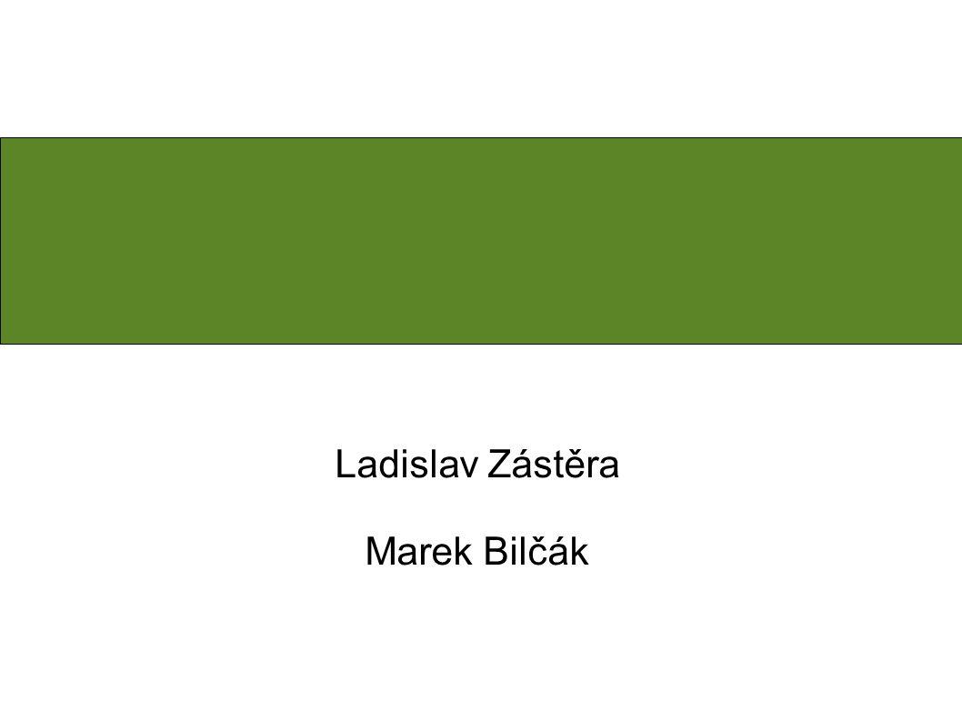 Vývoj technických prostředků záznamu a zpracování videa Ladislav Zástěra Marek Bilčák
