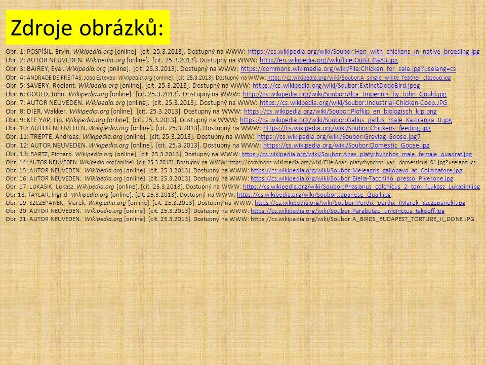 Zdroje obrázků: Obr. 1: POSPÍŠIL, Ervín. Wikipedia.org [online].