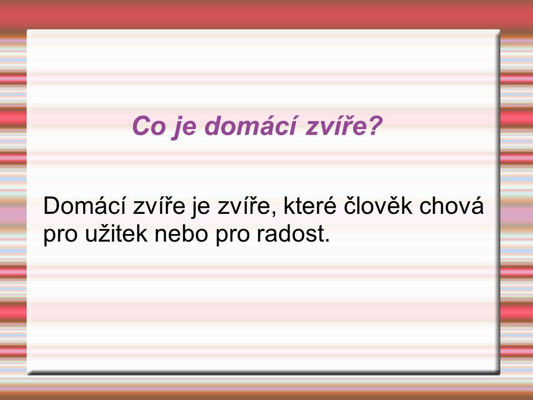 Použité zdroje: ● http://www.boxer.cz/fcidve/bernak.htm ● http://www.google.cz/imgres?imgurl=http://hyperinzerce.cz/x-cz/inz/2327/2327216-stredoasijsky- pastevecky-pes-alabaj-stenata- 1.jpg&imgrefurl=http://zvirata.hyperinzerce.cz/stenata/inzerat/2327216-stredoasijsky-pastevecky- pes-alabaj-stenata-nabidka- liberec/&usg=__bILWLSx3Z3KqYCFMSLbG4QcAB_E=&h=1200&w=1600&sz=313&hl=cs&start=0&z oom=1&tbnid=zkV3LhPUZ7zMAM:&tbnh=125&tbnw=178&prev=/images%3Fq%3Dpes%2Ba%2B%2 5C5%25A1t%25C4%259Bn%25C4%259B%26um%3D1%26hl%3Dcs%26gbv%3D2%26biw%3D107 6%26bih%3D588%26tbs%3Disch:1&um=1&itbs=1&iact=hc&vpx=126&vpy=67&dur=16&hovh=194& hovw=259&tx=120&ty=126&ei=U2l2TNOcL9q5jAeW1_T8BQ&oei=VWl2TLO- HZDKjAfwqL3kBQ&esq=1&page=1&ndsp=20&ved=1t:429,r:0,s:0 ● http://casopis.planetazvirat.cz/060401-bernsky-salasnicky-pes-1.html ● http://www.google.cz/imgres?imgurl=http://zluzinek.px.cz/fotky/s.jpg&imgrefurl=http://zluzinek.px.c z/kocouri&usg=__9S- MmLDGxmzaBHeevSjHNCd1Noo=&h=338&w=450&sz=59&hl=cs&start=0&zoom=1&tbnid=oyHvd pSN5os_UM:&tbnh=127&tbnw=161&prev=/images%3Fq%3Dkocour%26um%3D1%26hl%3Dcs% 26rlz%3D1T4GUEA_csCZ390%26biw%3D1260%26bih%3D518%26tbs%3Disch:1&um=1&itbs=1 &iact=rc&dur=374&ei=l2p2TNX-Ndq5jAeW1_T8BQ&oei=l2p2TNX- Ndq5jAeW1_T8BQ&esq=1&page=1&ndsp=22&ved=1t:429,r:3,s:0&tx=79&ty=81