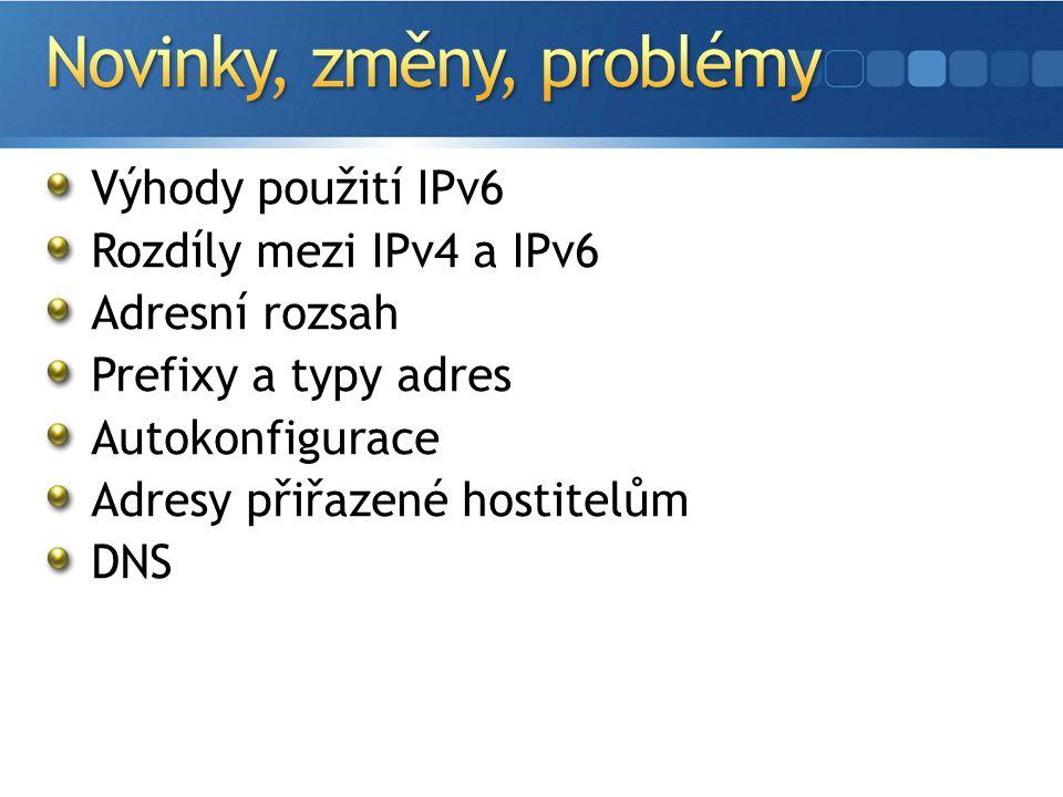 6to4 6over4 ISATAP Teredo vlasntí nedokumentované řešení PPTP, L2TP OpenVPN EoIP, IPIP