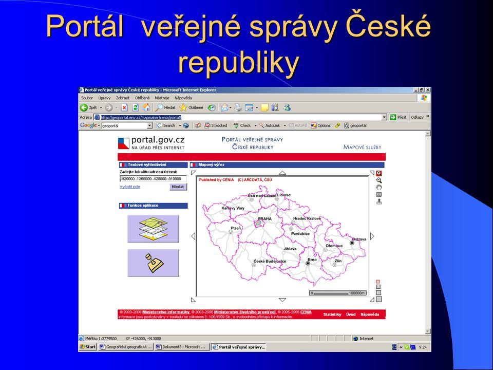Portál veřejné správy České republiky