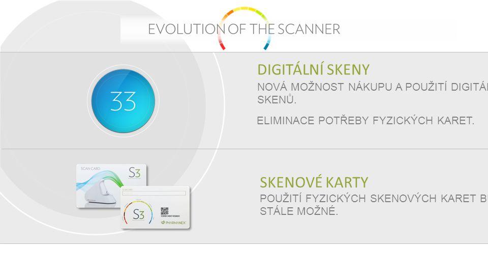 2 1 3 Skenery se v továrně kalibrují stejným způsobem jako v případě S2 U každého skeneru se provádí zajištění kvality (Quality Assurance) Poté dodá továrna skener na trh