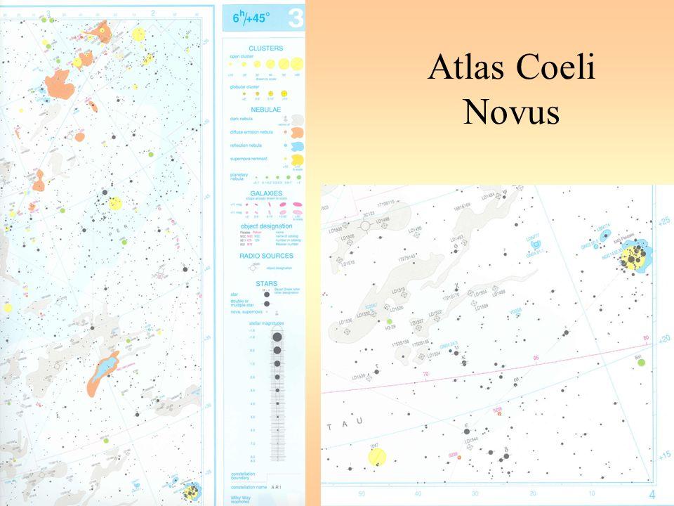 Atlas Coeli Novus