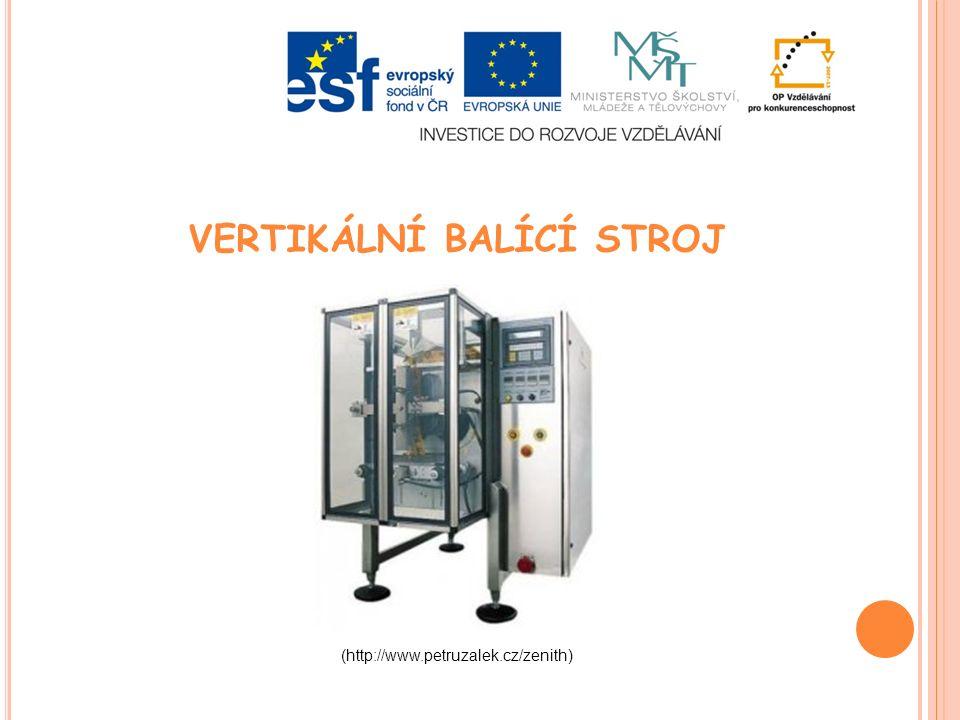 VERTIKÁLNÍ BALÍCÍ STROJ (http://www.petruzalek.cz/zenith)
