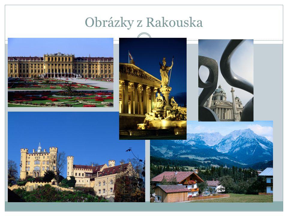 Obrázky z Rakouska
