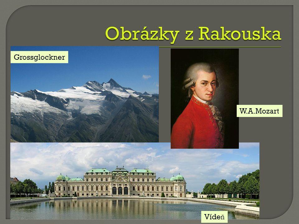 Grossglockner Víde ň W.A.Mozart