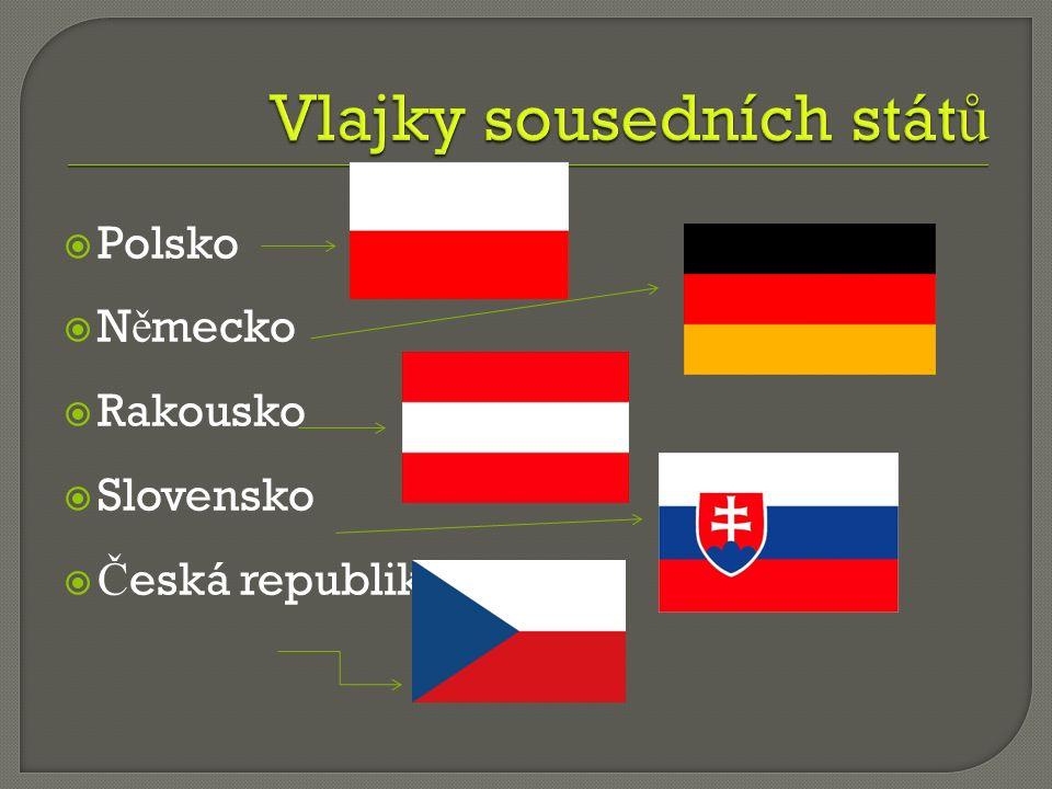  Polsko – VaršavaVaršava  N ě mecko – BerlínBerlín  Rakousko – Víde ňVíde ň  Slovensko - BratislavaBratislava