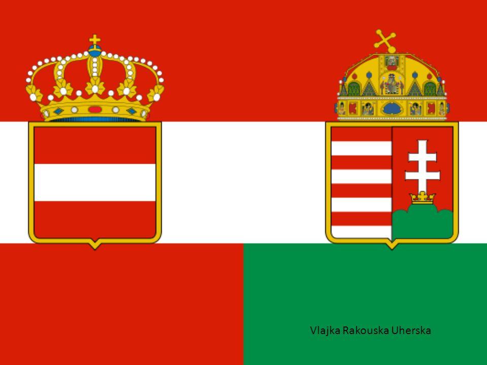 Vlajka Rakouska Uherska