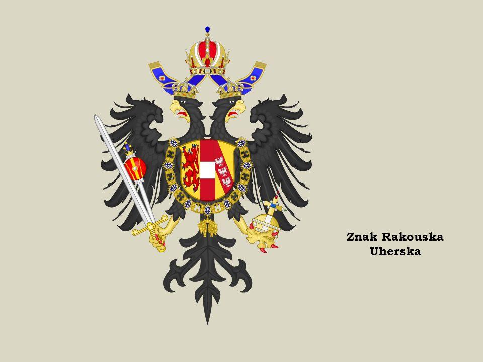 Znak Rakouska Uherska