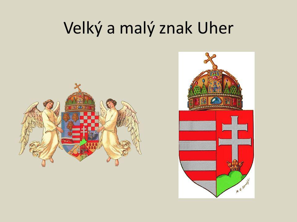 Velký a malý znak Uher