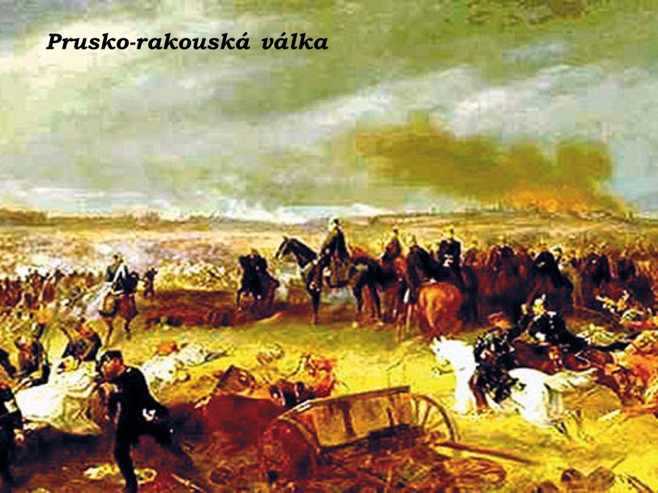 Prusko-rakouská válka