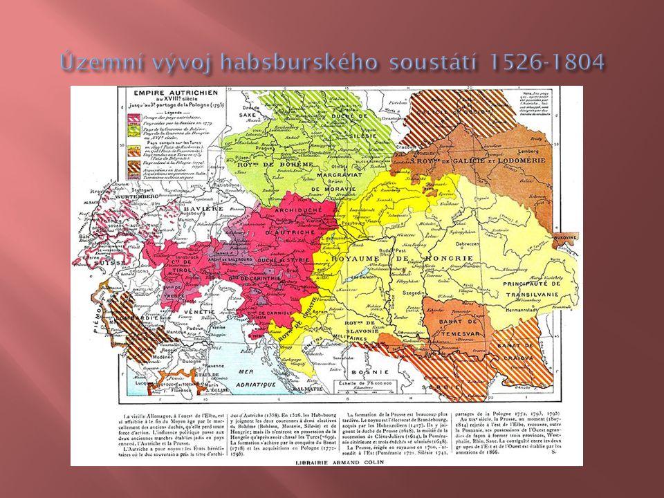 Rakouské císařstvíČeské království