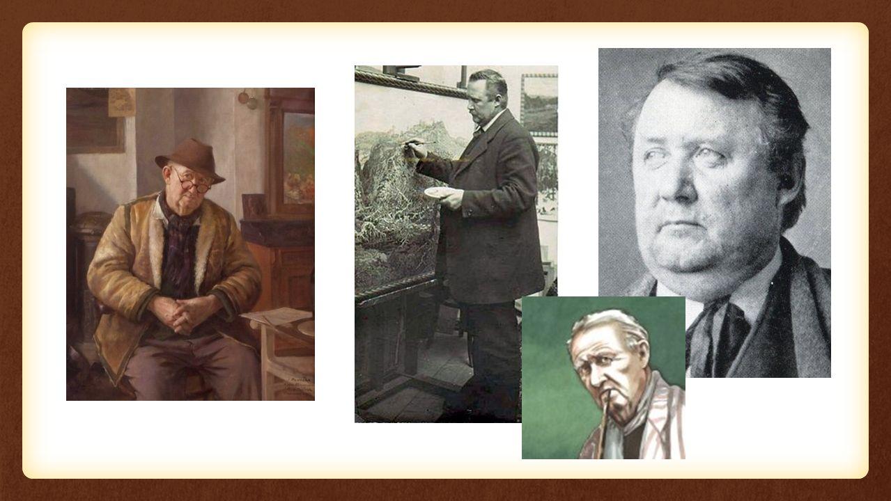 ŽIVOTOPIS narozen 3.3.1872 v Hořovicích zemřel 1.8.1958 v Kochánově u Světlé nad Sázavou ve věku 86 let absolvoval obecnou školu, dále nižší gymnázium v Praze v roce 1889 byl přijat na malířskou akademii v Praze, studoval u prof.