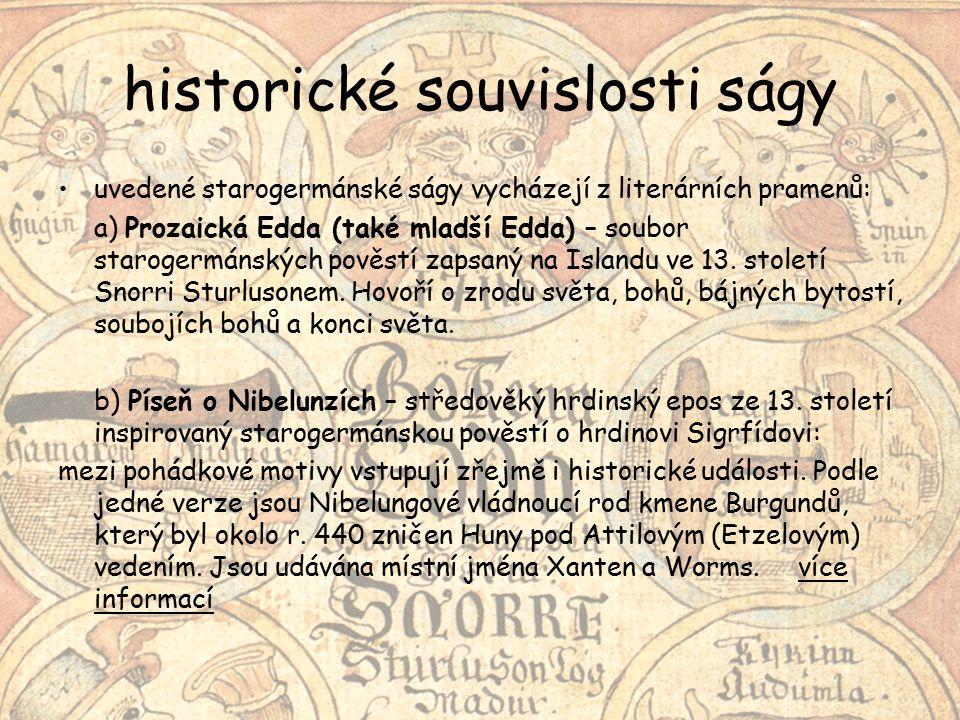 Gratuluji Ti, že jsi dospěl(a) až na konec příběhu, který je inspirován islandskou knihou legend Eddou a v Německu sepsané Písni o Nibelunzích.