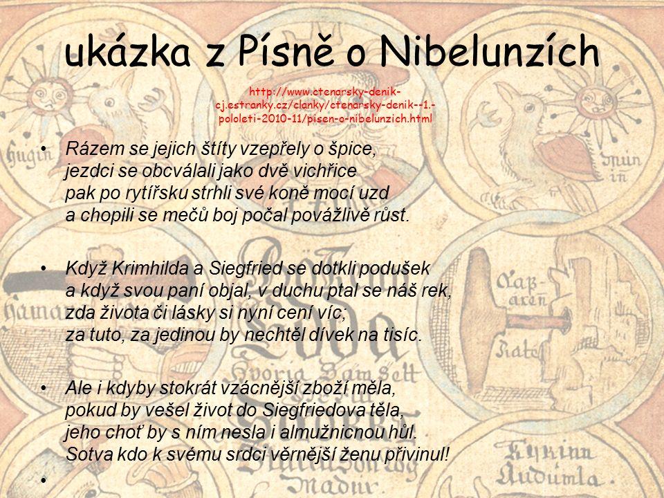 historické souvislosti ságy uvedené starogermánské ságy vycházejí z literárních pramenů: a) Prozaická Edda (také mladší Edda) – soubor starogermánských pověstí zapsaný na Islandu ve 13.