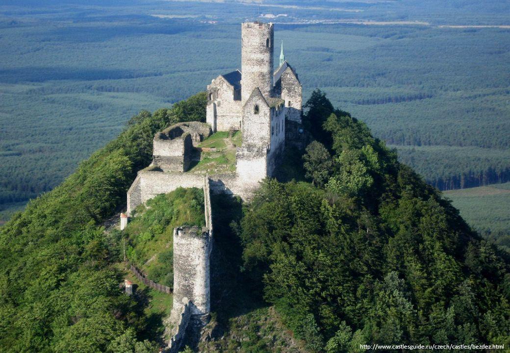 http://www.castlesguide.ru/czech/castles/bezdez.html